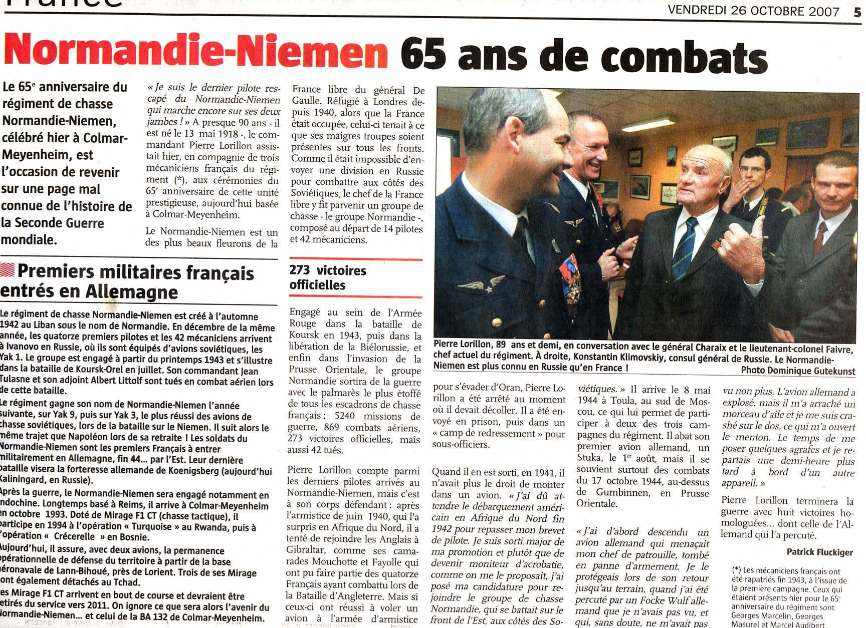 65 ans du Neu-Neu L'Alsace