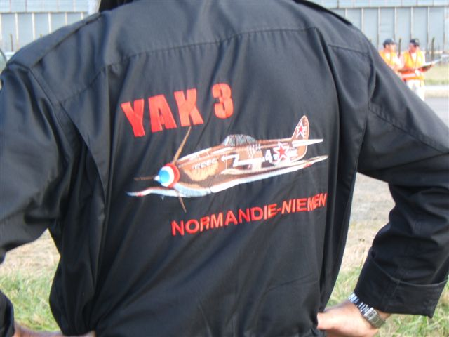 UN Yak3 en France MEETINGRENNESEXPONN2007024