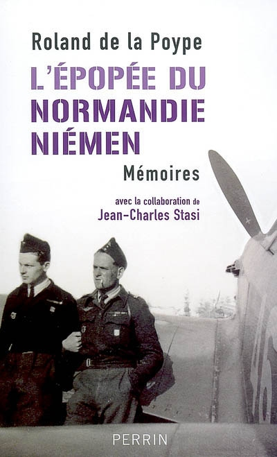 L'Epopée du Normandie-Niemen Roland_de_La_Poype