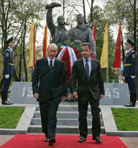 Inauguration d'un monument à Moscou ViewImage6
